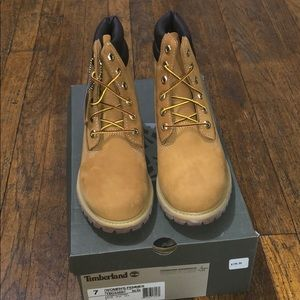 "Timberland 6"" Wheat Women's boots classic"